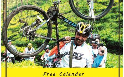 Sewa Sepeda Promo Januari, Gratis Kalender Terbaru 2019